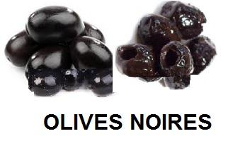 SANTÉ…Attention aux Olives Noires..