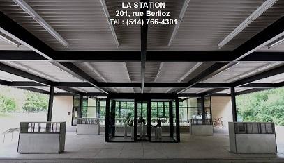 À LA STATION…(514) 766-4301