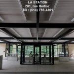 LA FÊTE D'ÉTÉ À LA STATION….