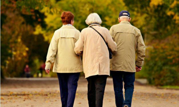 Les deuils et la perte d'autonomie des personnes âgées