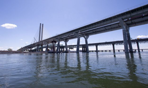 Premier drame au pont Samuel-De Champlain
