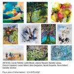 L'Art à l'Île pour une bonne cause – Encan chez Gravel