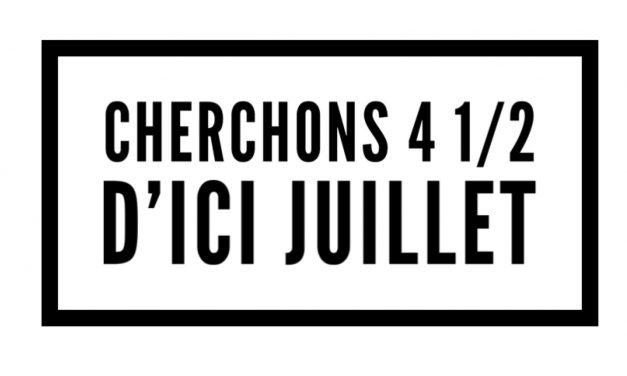 Cherchons 4 1/2