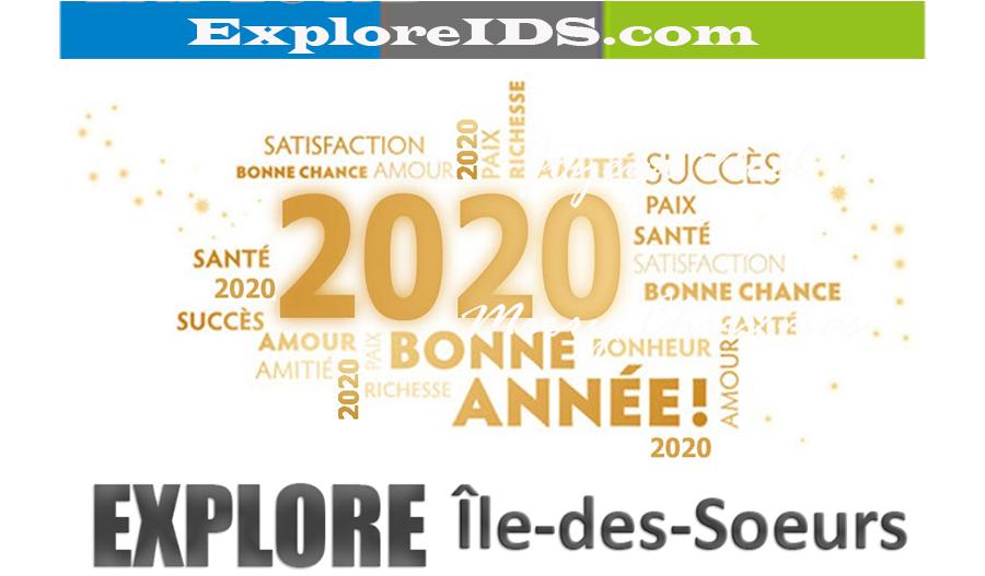 Bonne année 2020 ExploreIDS