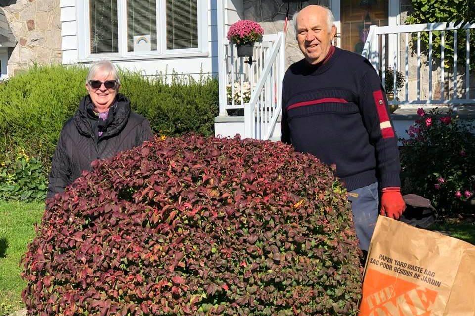 Verdun: Jardinier un jour, jardinier toujours!
