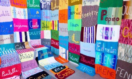 Exposition : Les foulards de la mémoire