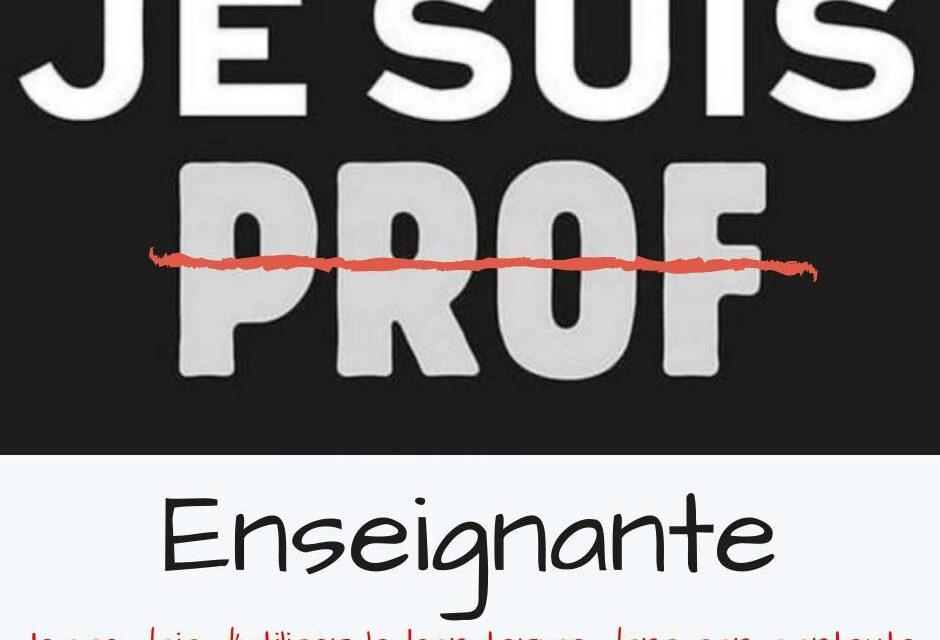 """""""Je suis prof !"""""""