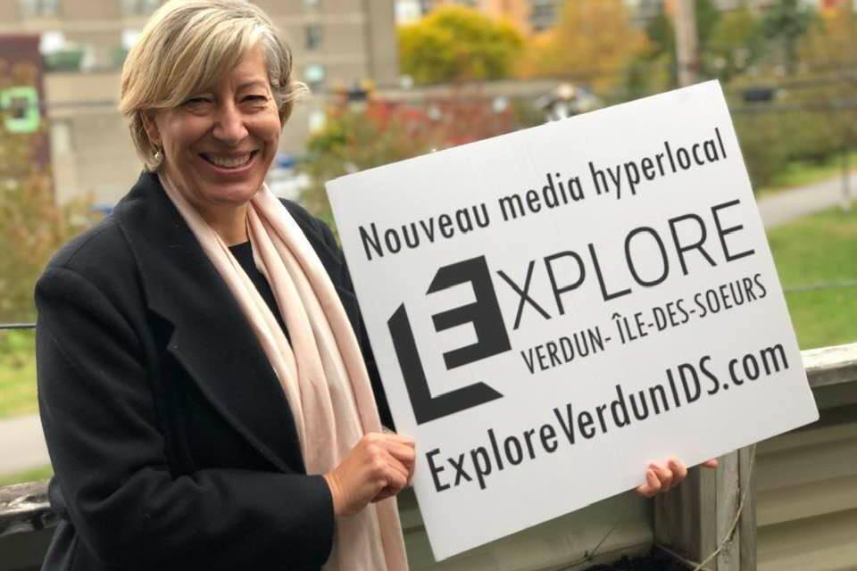 Explore : nouvelle collaboratrice