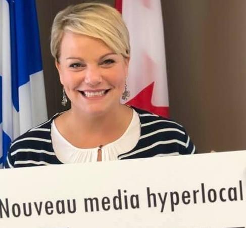 Isabelle Melançon: «promouvoir l'achat local !»