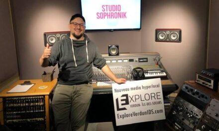 Studios Sophronik, comment faire un podcast ?