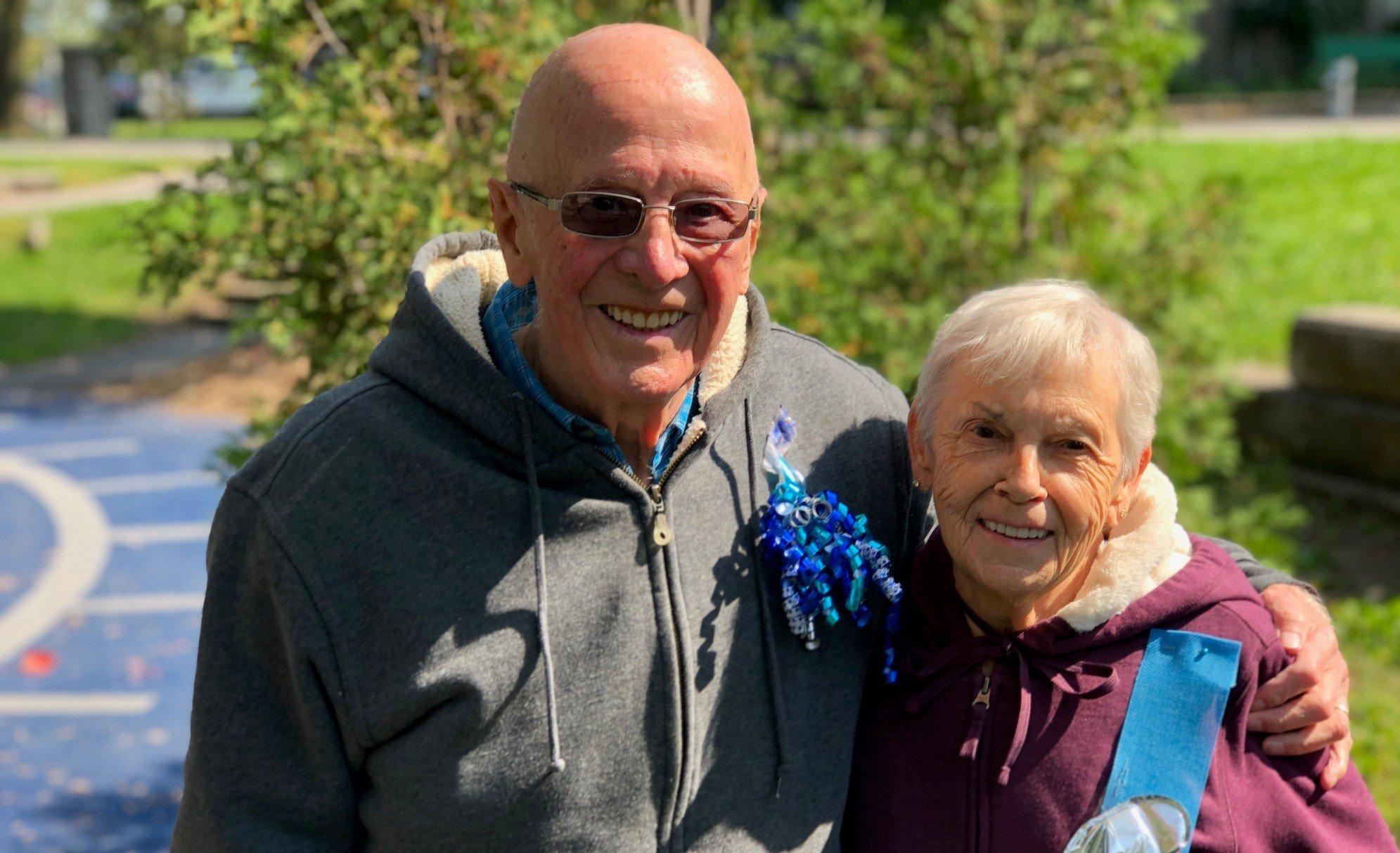 60e anniversaire de mariage