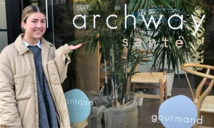 Archway Bar Santé: Hourra, des repas végétaliens!
