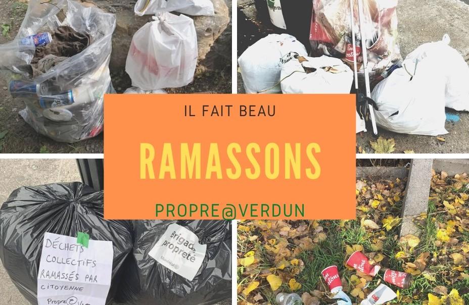 Demain Verdun: ramassons… un peu plus!