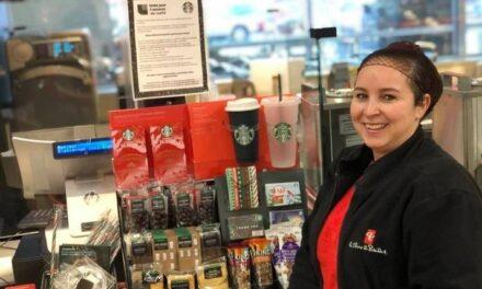 Première au Québec: un Starbucks à l'IDS!