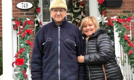 La famille Martin et Noël!