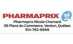 Pharmaprix Nicole Chamard