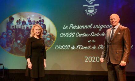 RETOUR SUR LA 28E SOIRÉE DE PROCLAMATION DES GRANDS VERDUNOIS – LA 3E NOMINATION HONORIFIQUE