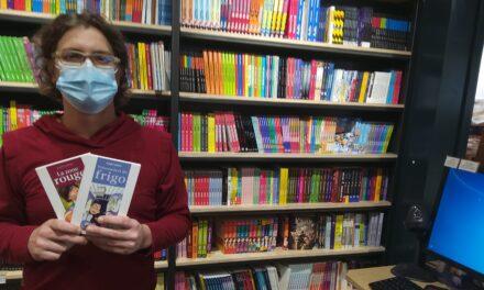 Librairie de Verdun: des livres pour Noël