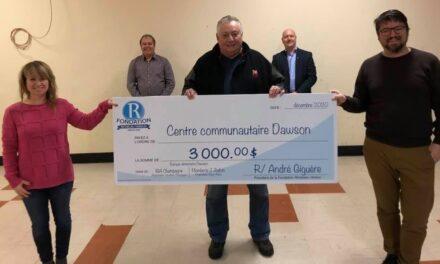 Autre don de la Fondation Club Richelieu