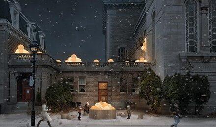 Les Braises, la station hivernale de la Promenade