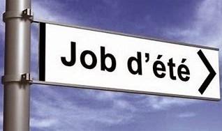 Des emplois d'été disponibles sur cinq semaines