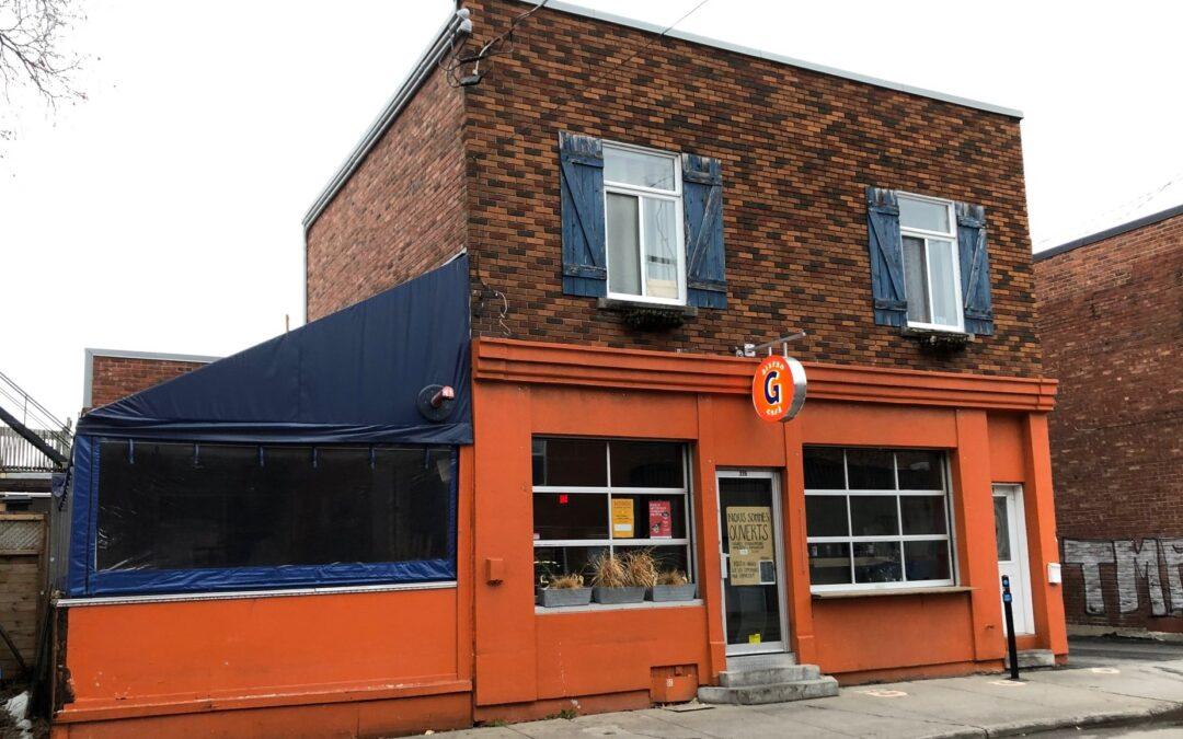 Youhou, le Garage Café a 25 ans