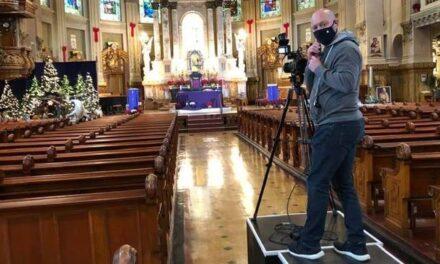 Visioconférence de la messe de 11h à ND7D