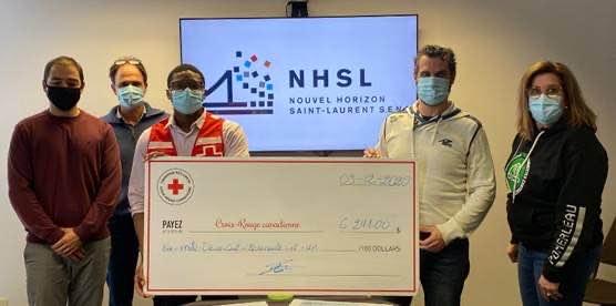 Bravo à La Croix-Rouge et Mardi, je donne