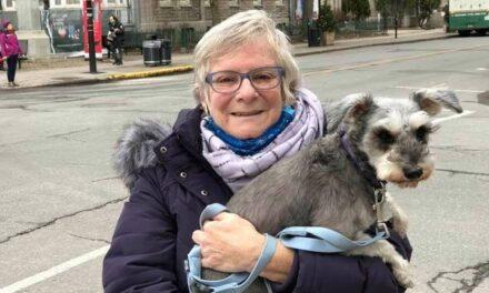 Noël: Ginette Simard fabrique ses cadeaux