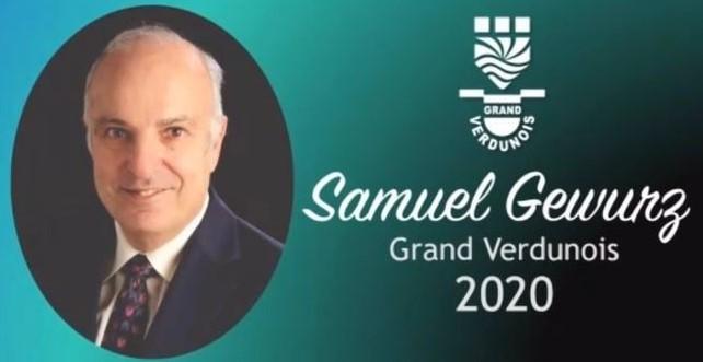 IDS: moult félicitations àSamuelGewurz