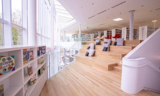 Lecture seulement aux Bibliothèques de Verdun