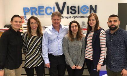 Neuf ophtalmologistes ont l'œil sur votre vision