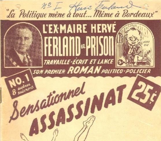 Histoire: assassinat au Natatorium