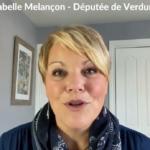 Isabelle Melançon veut de vos nouvelles !