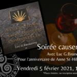 La Tienda et la fête d'Anne St-Hilaire