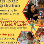 Portes ouvertes à l'école Riverview
