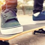 Séance d'info de skateboard à l'ÎDS