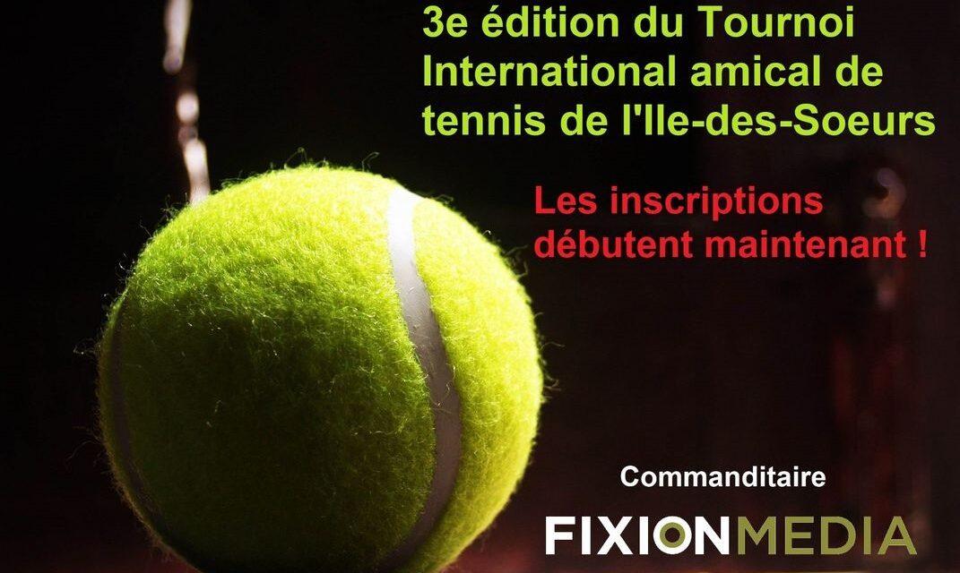 Du tennis amateur, amicalement