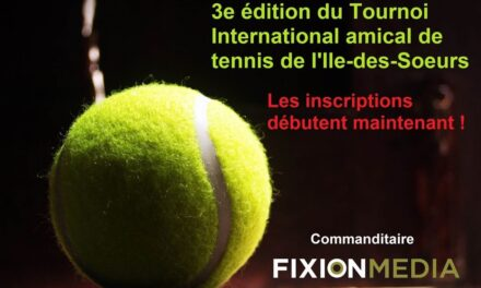 Du tennis amateur, amicalement