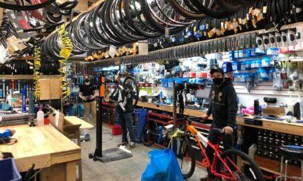 Les vélos seront prêts au printemps