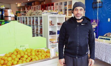 Nouveau commerce; Bienvenu M. Mnaour