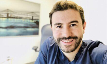 Dr. Lounes Laoudi,  Personnalité d'affaires de février 2021