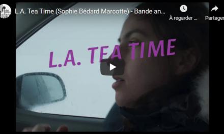 LA Tea Time, en virtuel, au Quai 5160