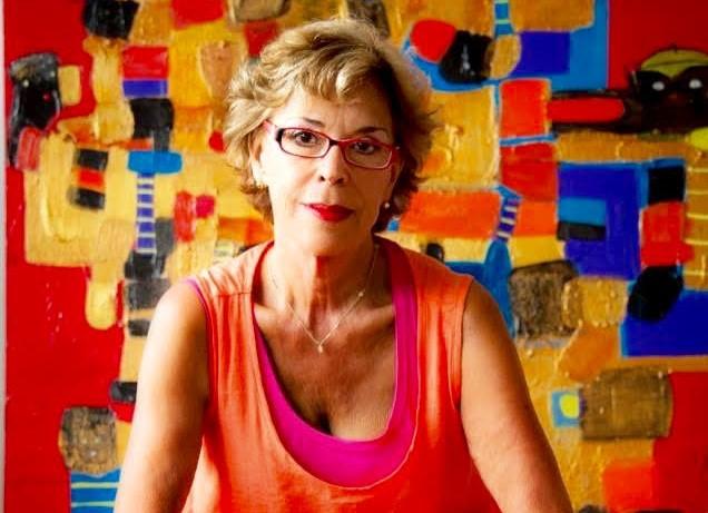 Spectaculaires et joyeuses, les toiles de Jeanne Renault