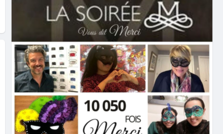 Soirée des Masques: 10 050 fois mercis