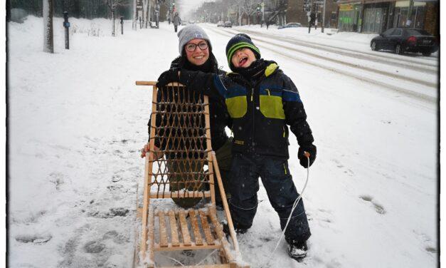 Mon pays c'est l'hiver, avant mars!