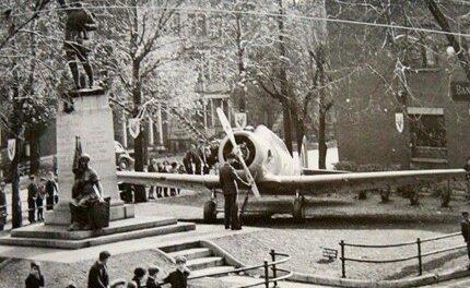 Histoire: le Mémorial de la Victoire