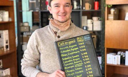 Chez Komma, le café est «différent»