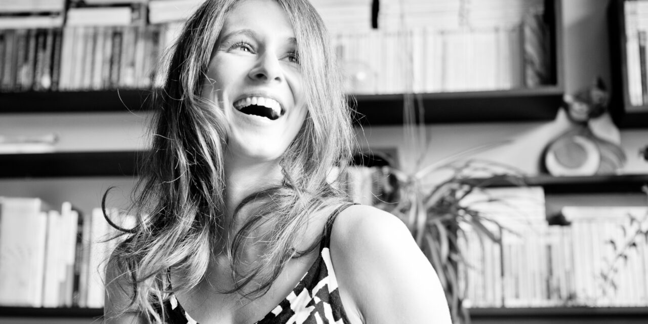 Sandrine Dionne-Gougeon : le sourire qui réconforte
