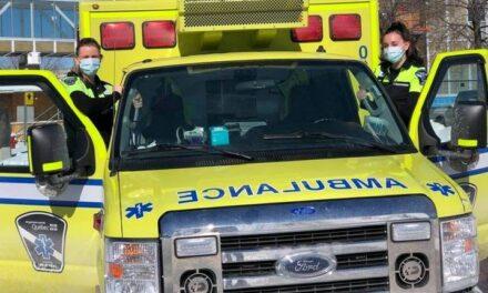 Ambulanciers et la résistance au stress